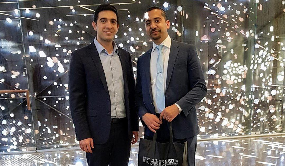 Mehdi Hassan at IMA