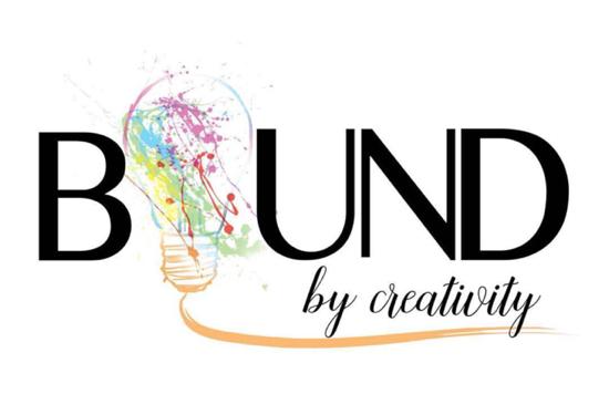 bound by creativity logo