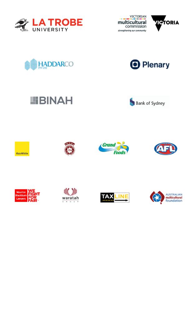 gala dinner sponsor logos