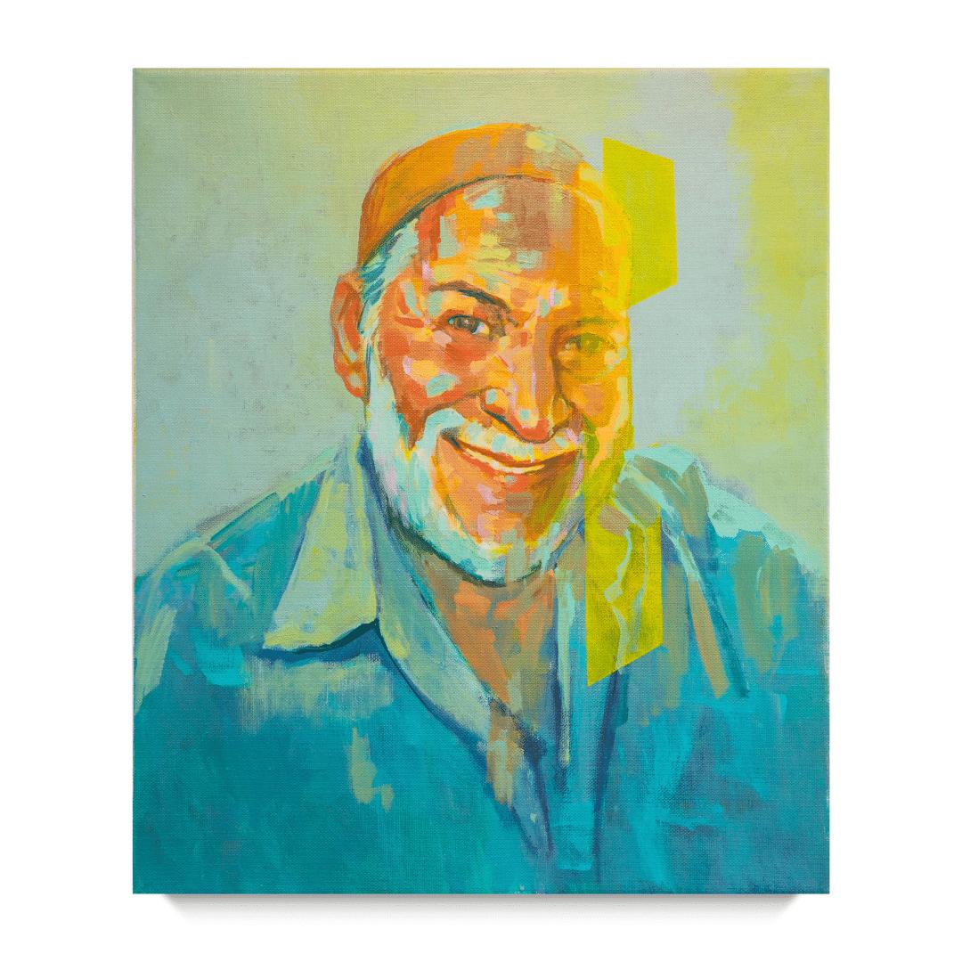 Portrait of Abdul