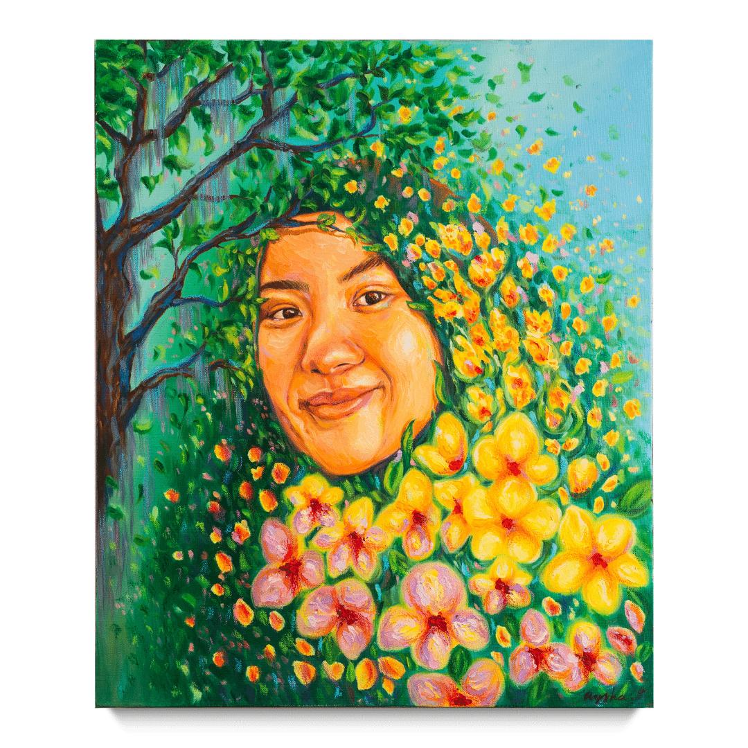Portrait of Anisa