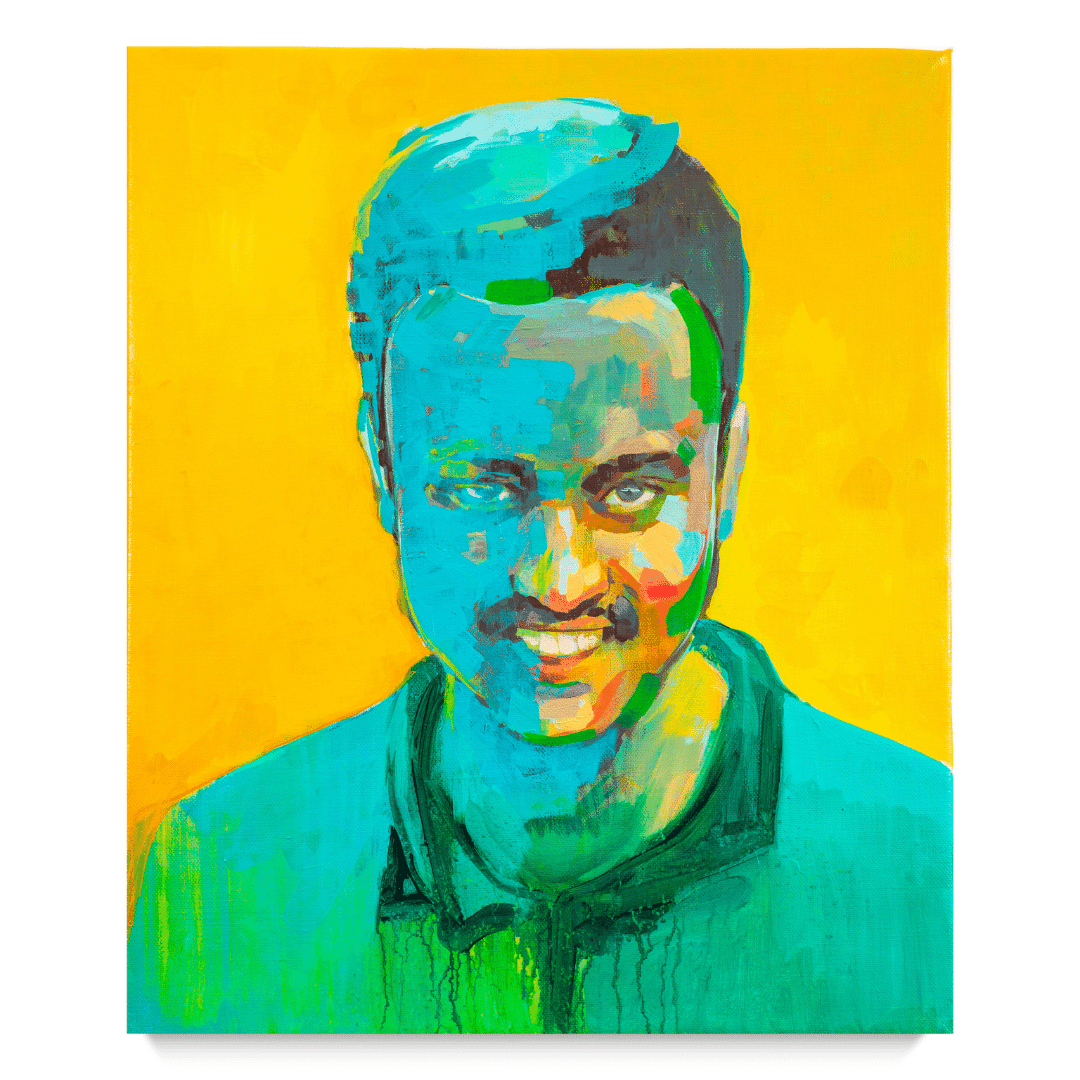 Portrait of Barry