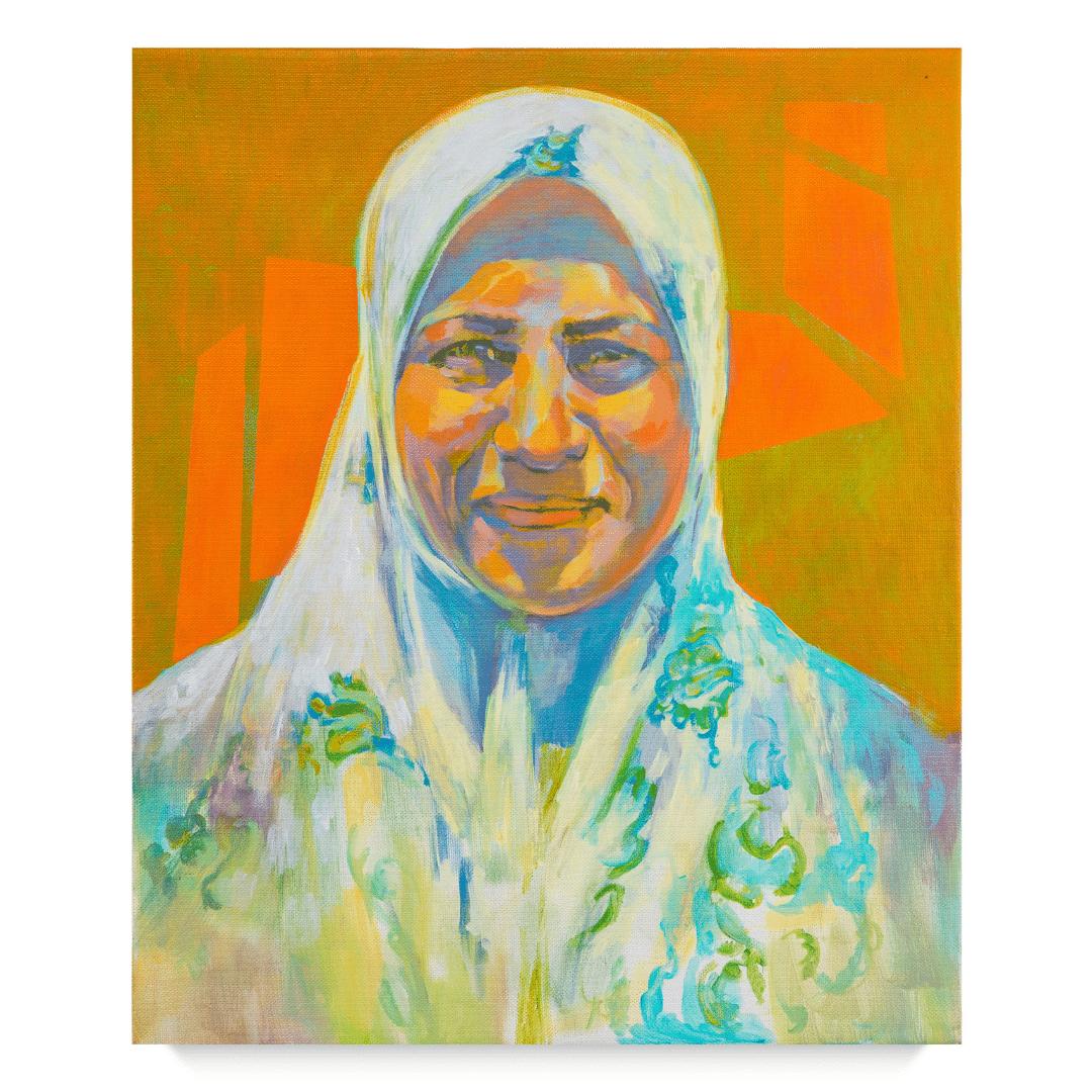 Portrait of Ikram