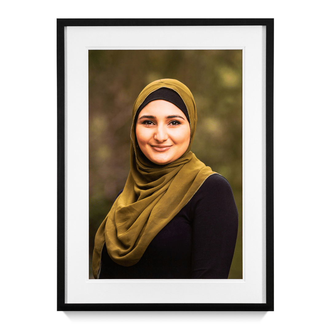 Portrait of Mariam