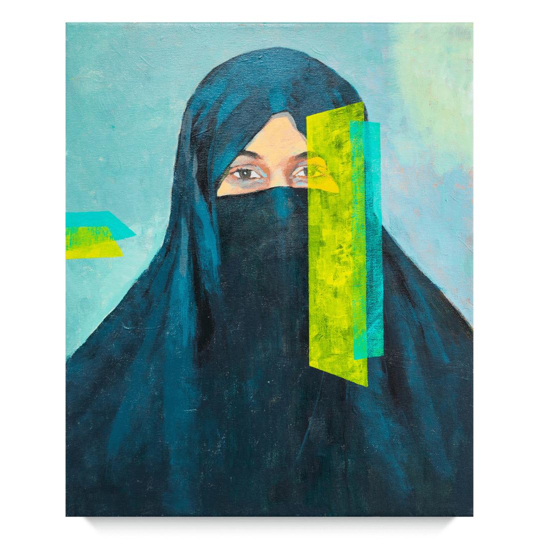 Portrait of Ayesha